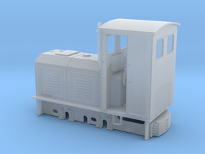 Feldbahnlok LKM Ns2h 1:35 in Smooth Fine Detail Plastic