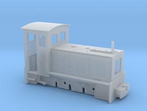 Feldbahnlok LKM Ns3f 1:35 Variante 1 in Smooth Fine Detail Plastic