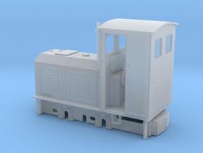 Feldbahnlok LKM Ns2h Spur 1e/1f 1:32 in Smooth Fine Detail Plastic