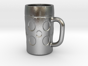 Beerglas-2013-11-08 in Natural Silver