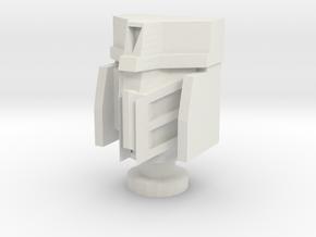 Transformers Tailgate in White Natural Versatile Plastic