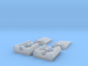Logitech G35 Parts in Smooth Fine Detail Plastic