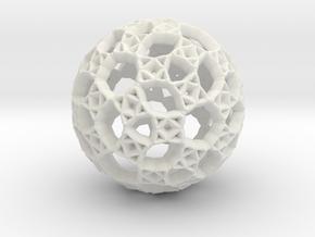 Catathick in White Natural Versatile Plastic
