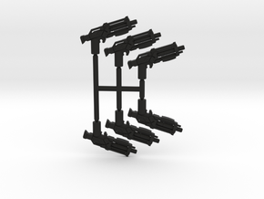 Ravager Shotgun Pack  in Black Natural Versatile Plastic