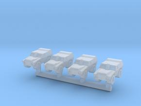 1/285 Gladiador VBL LAV (x4) in Smooth Fine Detail Plastic