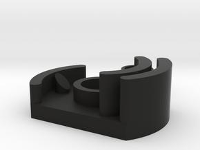 Dometic rm2310 Refrigerator Door Lock in Black Natural Versatile Plastic