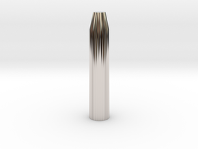 Printable Stylus Base With Link To Make The tip in Platinum