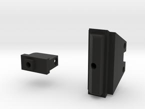Marui G18 series tall fiber optic set in Black Strong & Flexible