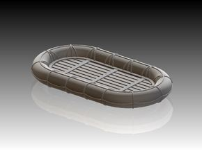 12ft x 8ft Carley float 1/96 in Smooth Fine Detail Plastic