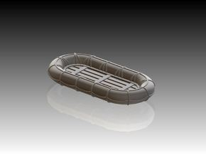 10ft x 5ft Carley float 1/96 in Smooth Fine Detail Plastic