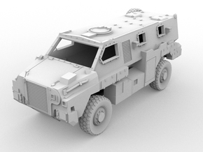 Bushmaster IMV(HO/1:87 Scale) in White Strong & Flexible