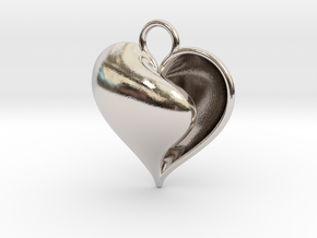 Shy Love (from $12.50) in Platinum: Small