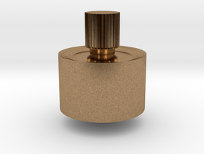 Top in Natural Brass