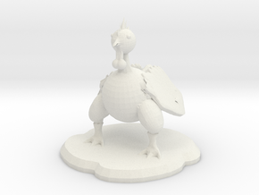 Roscoa Figure in White Strong & Flexible