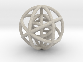 V EQUILIBRIUM (figurine) in Sandstone
