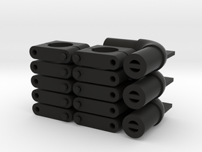 TKBG-1400-SET in Black Natural Versatile Plastic