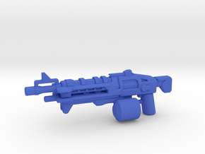 ThunderMaster in Blue Processed Versatile Plastic