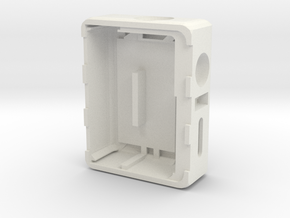 Mark VII (16MM FIRE) Body DNA 20/30 by Evolv case in White Natural Versatile Plastic