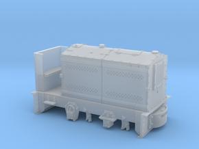 Feldbahn O&K H1 (Spur 1f) 1:32 in Smooth Fine Detail Plastic