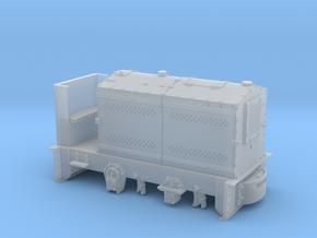 Feldbahn O&K H1 1:35 in Smooth Fine Detail Plastic