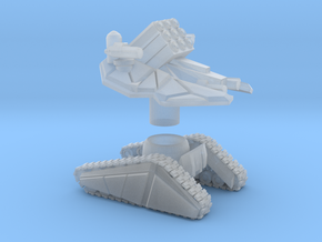 DRONE FORCE - Missile Artilery in Smooth Fine Detail Plastic
