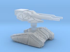 DRONE FORCE - Tank Hunter Medium Tank in Smooth Fine Detail Plastic