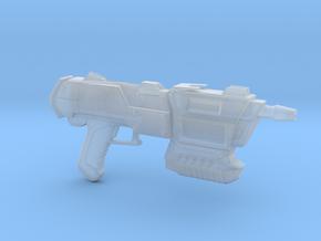 Assault Blaster in Smooth Fine Detail Plastic