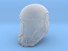 Republic Commando Helmet in Smooth Fine Detail Plastic