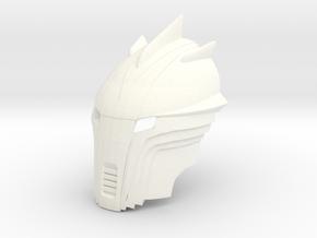 Kanohi Pehkui - Mask of Diminishment (Kanohi) in White Processed Versatile Plastic