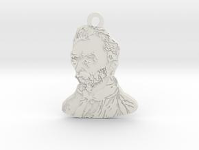 Van Gogh in White Natural Versatile Plastic