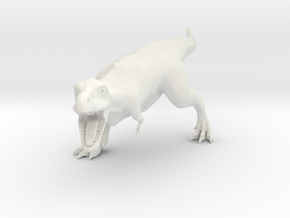 T Rex 1 72 (MEST 2014) in White Natural Versatile Plastic
