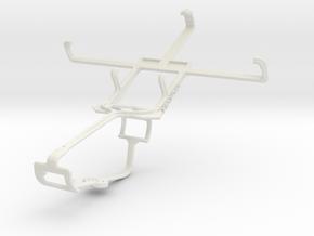 Controller mount for Xbox One & Acer Liquid C1 in White Natural Versatile Plastic