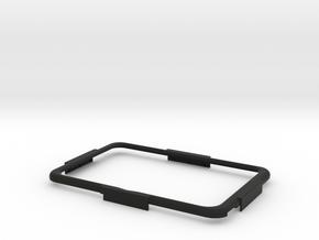 Toughpad Case - Top in Black Natural Versatile Plastic