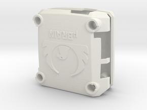 VR UBRAIN Q4/14 in White Natural Versatile Plastic