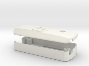 VR LINK Q4/14 in White Natural Versatile Plastic