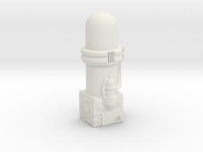 Resizing Chamber in White Natural Versatile Plastic