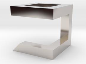 9GAG Pendant in Platinum