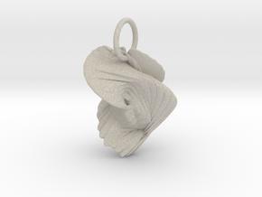 Ornament in Natural Sandstone