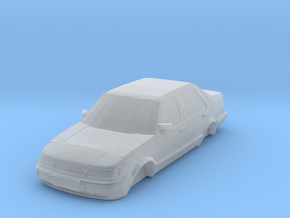 n scale FAW-VW jetta king MK2 CiX in Frosted Ultra Detail