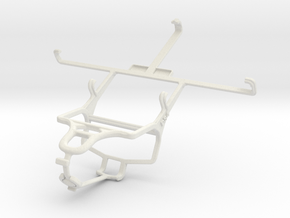 Controller mount for PS4 & Lenovo S920 in White Natural Versatile Plastic