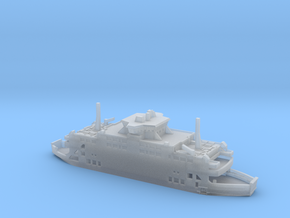 MV St Clare (1:1200) in Smooth Fine Detail Plastic