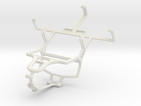 Controller mount for PS4 & Maxwest Android 320 in White Natural Versatile Plastic