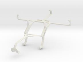 Controller mount for Xbox 360 & Meizu MX3 in White Natural Versatile Plastic