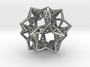 Urano-20 in Natural Silver