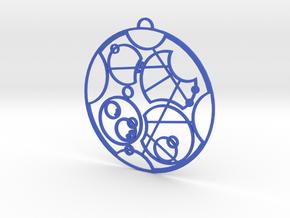 BowTiesAreCool in Blue Processed Versatile Plastic