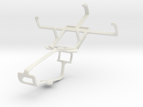 Controller mount for Xbox One & Philips W337 in White Natural Versatile Plastic