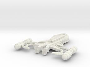 Medium in White Natural Versatile Plastic