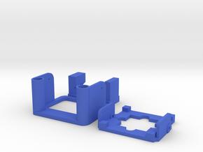 ZMR250 Tilt  with frame v1 in Blue Processed Versatile Plastic