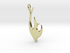 Dove - 2 in 18K Gold Plated