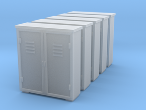 Relaybox - Sscale (1:64) in Smooth Fine Detail Plastic